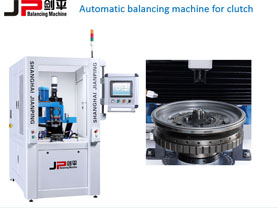 Automatic Balancing Machine for Clutch